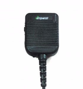 Platinum Series, public safety grade, waterproof Speaker Mic w/volume switch and 3.5mm audio jac - Freeway Communications - Canada's Wireless Communications Specialists