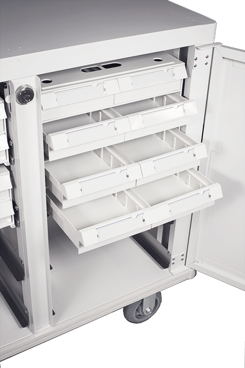 The Best Features to Look for in A Medication Transfer Cart
