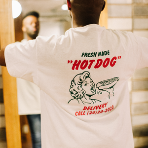 HOT DOG DELIVERY S/S TEE