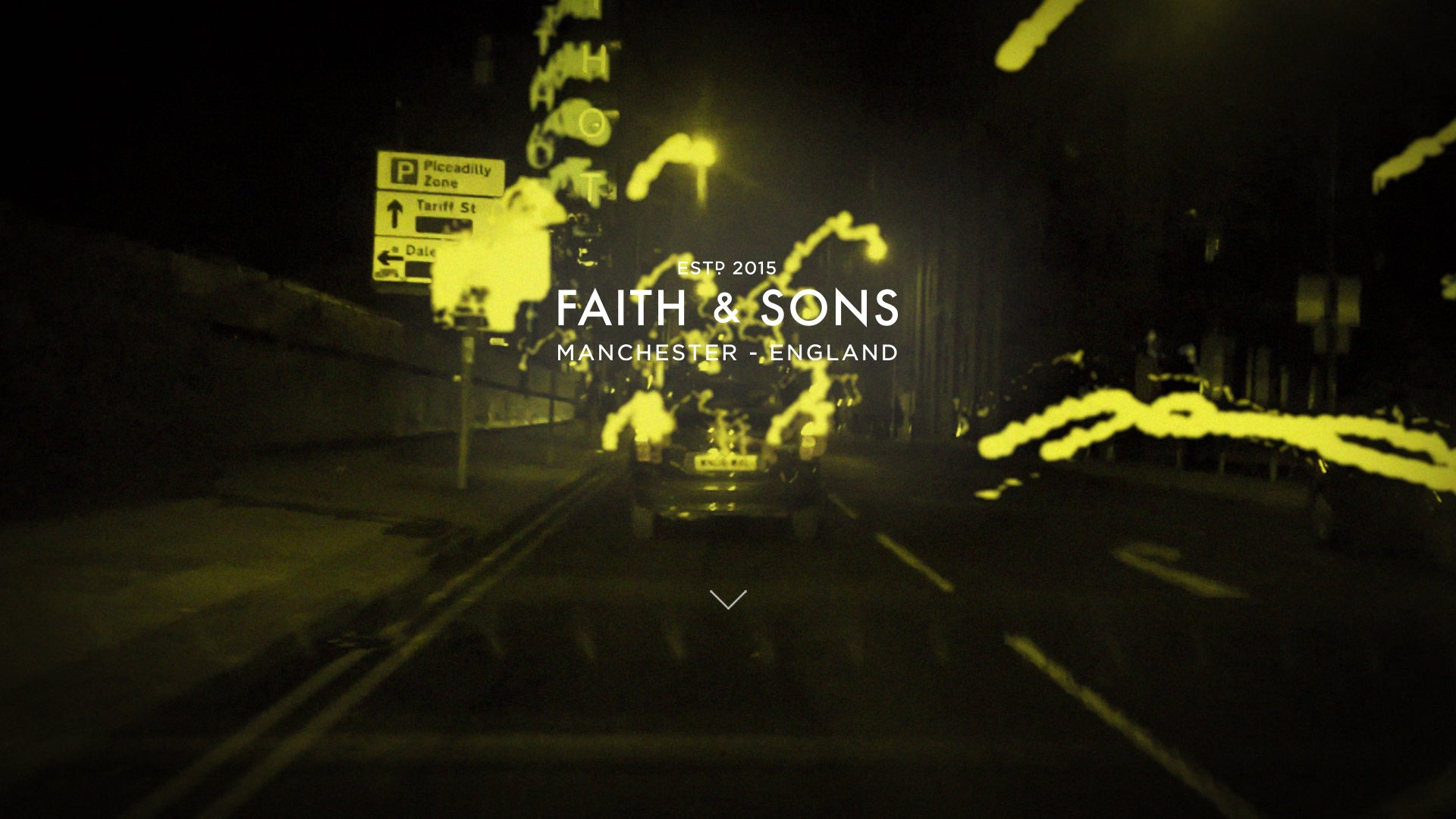 Faith and sons Manchester