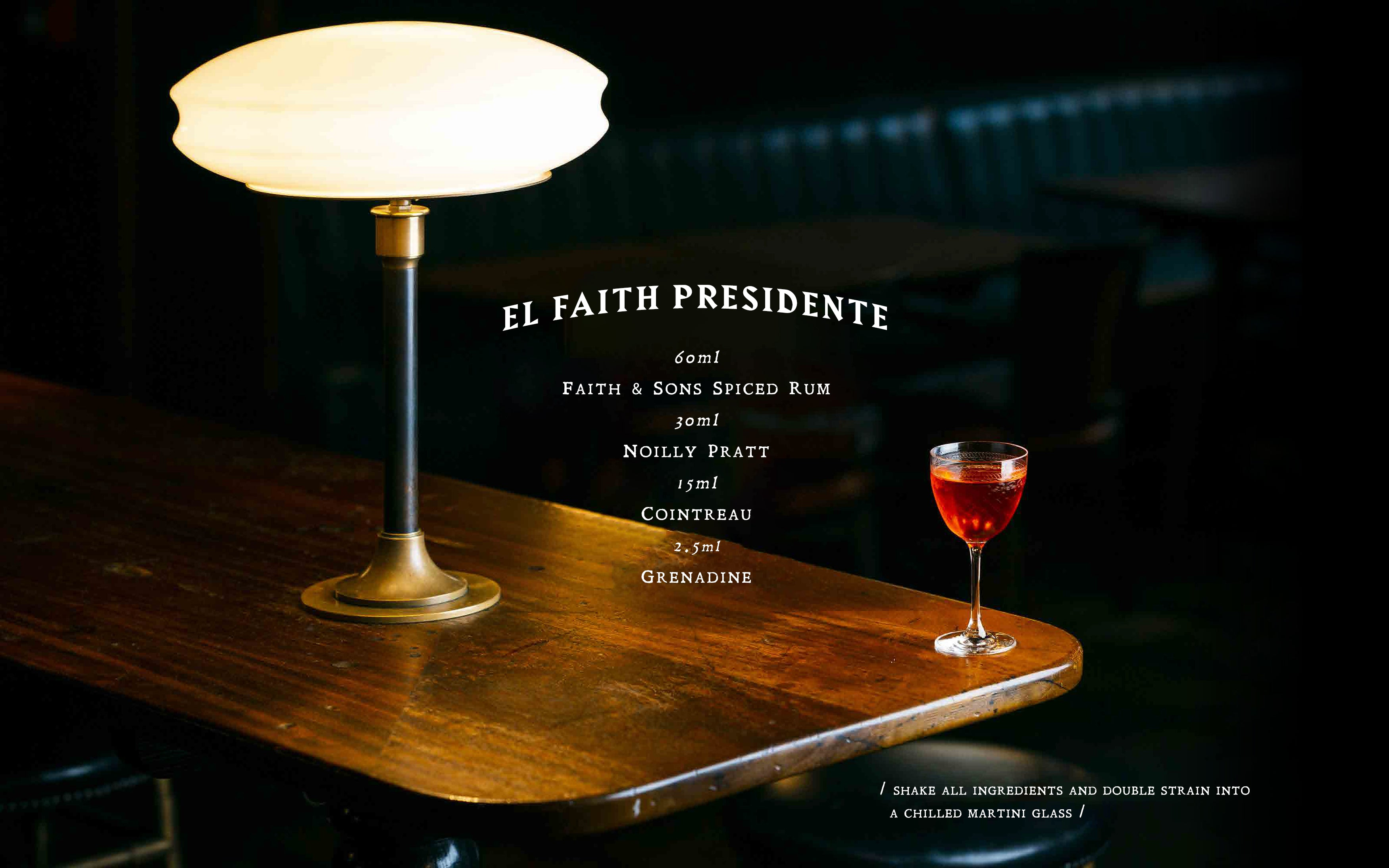 El Faith Presidente