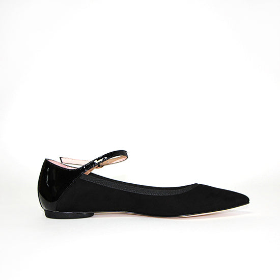 Ballerines babies daim pointues - Nylen