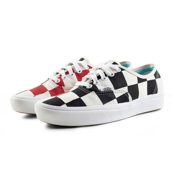 Vans UA ComfyCush Authentic (HALF BIG CHECKER)