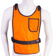 Essential Cooling Vest (Orange) - Space Ice Therapy