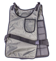 Essential Cooling Vest (Gray) - Space Ice Therapy