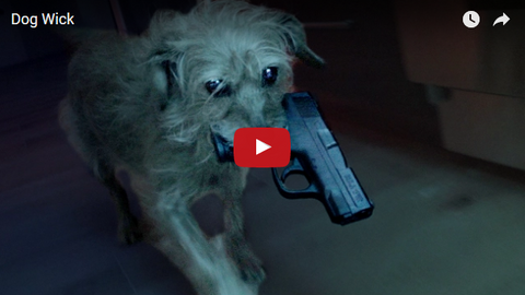 John Wick Spoof: Dog Wick [VIDEO]