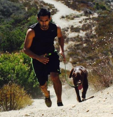 Sprint Intervals Make For A Great Human-Dog Workout