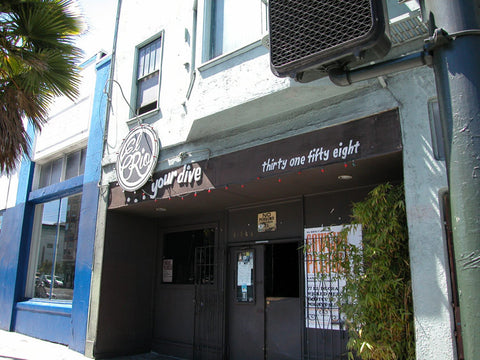 el rio san francisco dog friendly bar