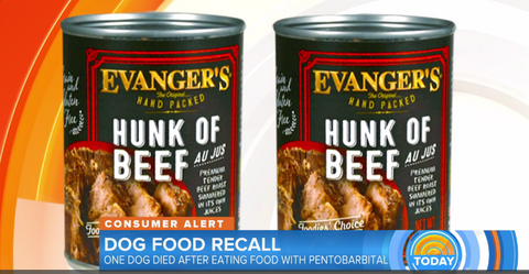 evangers dog food product recall product image recalled evangers dog food
