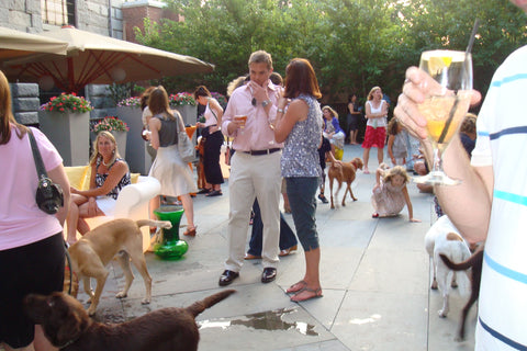 yappy hour at the liberty hotel boston