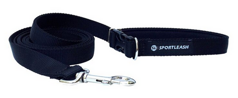 stylish dog leash for running sportleash