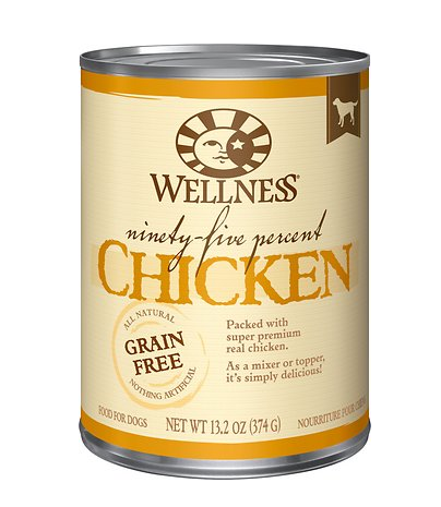 healthy canned dog food