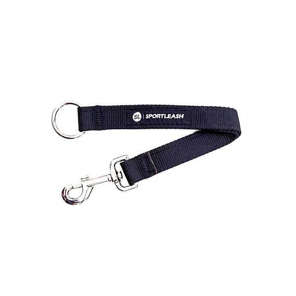Black Dog Leash Extender