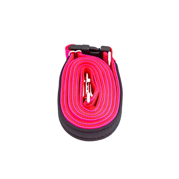 Neon Orange Neon Pink Dog Leash Sportleash