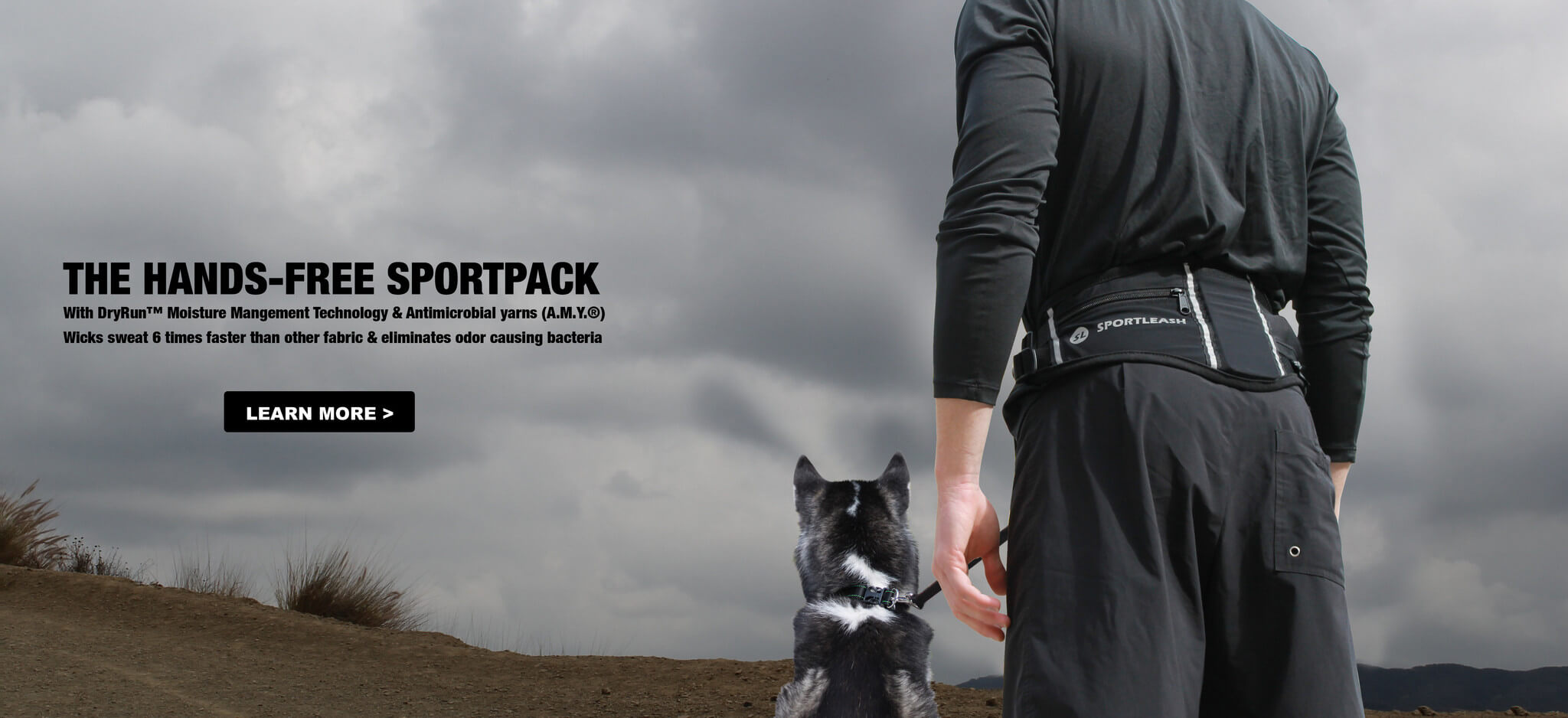 SportLeash SportPack Running Leash Pack