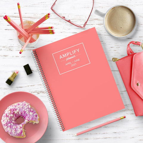 coral q2 amplify planner