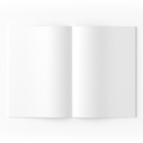 Pocket Notebook - Dot Grid