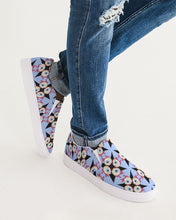 Load image into Gallery viewer, Zombie Eyeballs Men's Slip-On Canvas Shoe