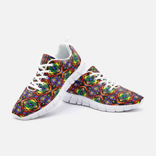 Load image into Gallery viewer, Kaleidoscope Athletic Sneakers
