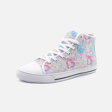 Load image into Gallery viewer, PeaceLove High Top Sneakers