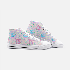 PeaceLove High Top Sneakers