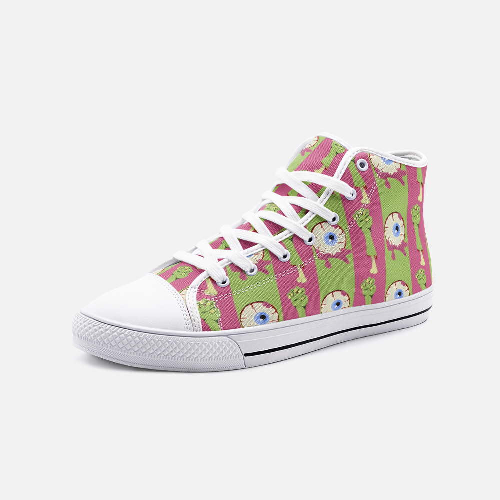 Zombie-licious High Top Sneakers