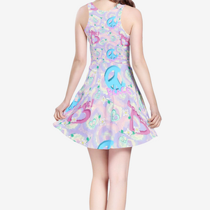 PeaceLove Flared Skater Dress