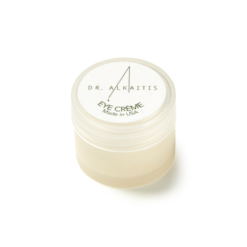 Organic Eye Creme (Sample/Trial Size)
