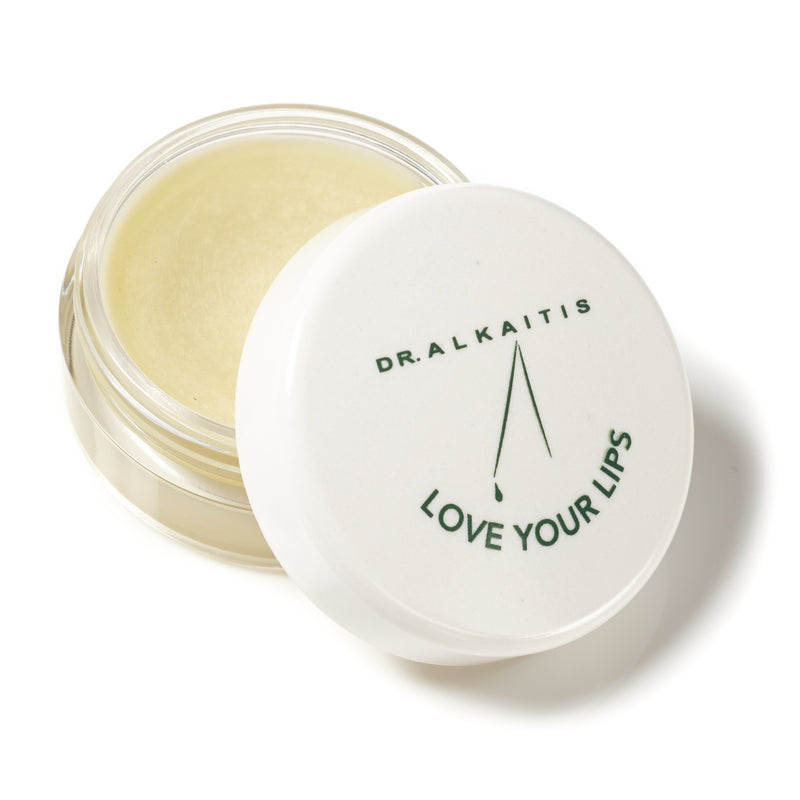 Dr. Alkaitis Organic Lip Treatment provides long-lasting deep moisturizing treatment.