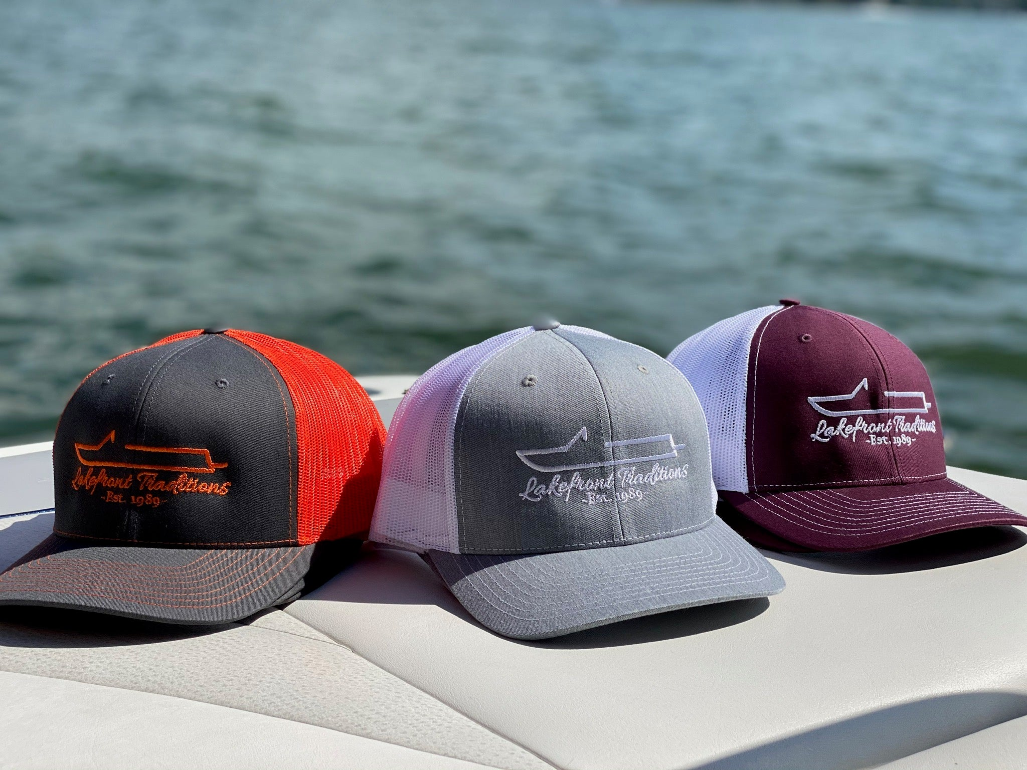 Lakefront Traditions Trucker Hat