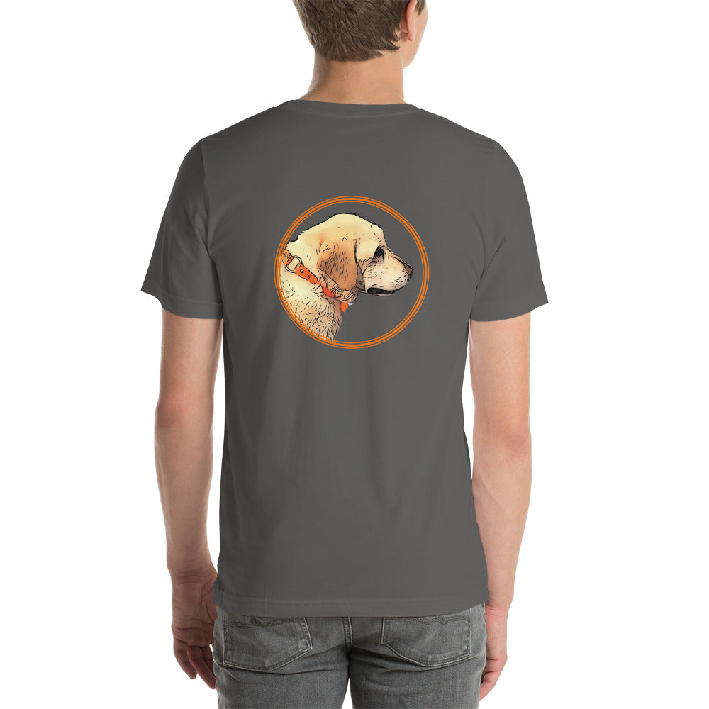 Lakefront Traditions Yellow Lab Tee