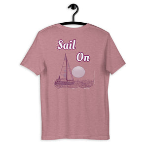 Lakefront Traditions Sail On Tee