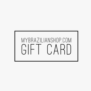 MyBrazilianShop Gift Card