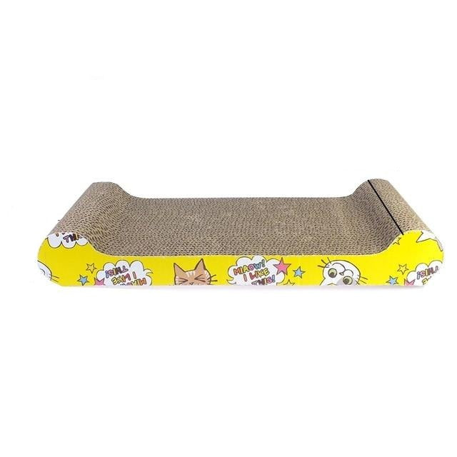 Cat Scratching Pad Board Mat Scratcher For Cats Pet