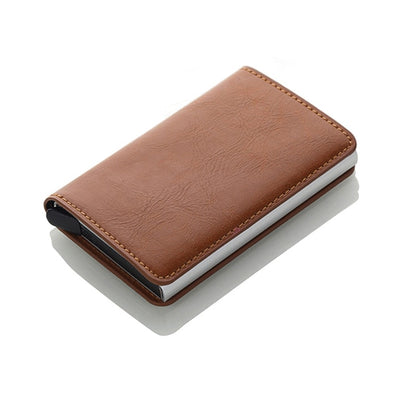 Men Credit Card Holders Business ID Card Case - rockabilly.store