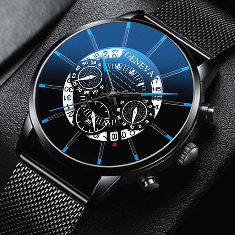 Men's Watch Fashion - rockabilly.store