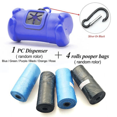 Pets Accessories Pet Pooper Scooper Dog Bag - rockabilly.store