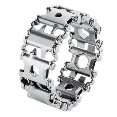 29 in 1 Multi Tool bracelet - rockabilly.store