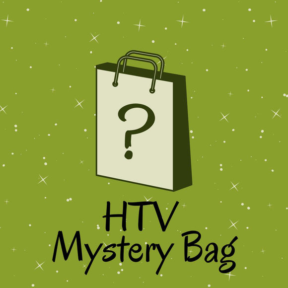 Medium HTV Mystery Bag-HTV-Elliott Creations
