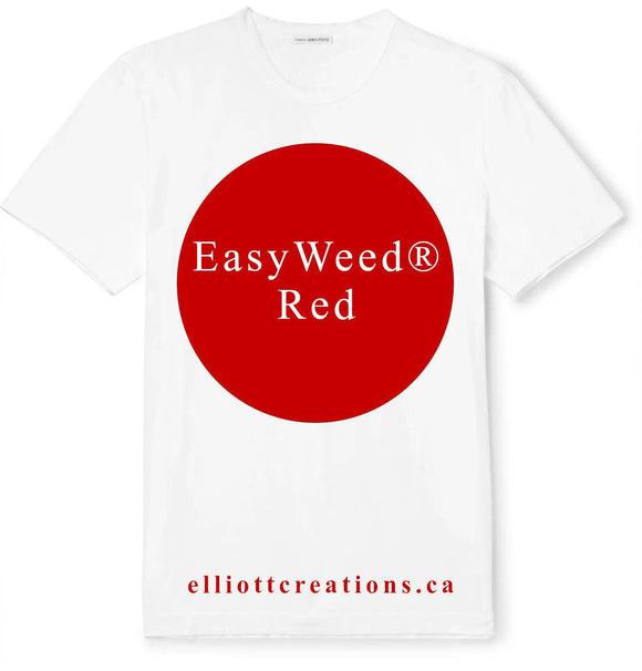 Red - Siser EasyWeed® HTV-HTV-Elliott Creations