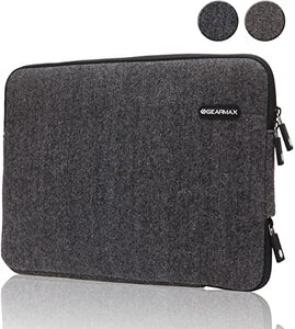 "15.4"" Laptop PC Sleeve coque Woolen"