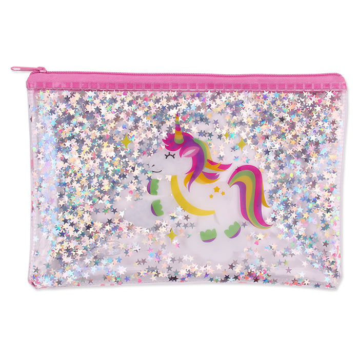 2020 Unicorn Glitter Pencil coque For