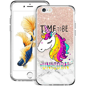 6 Plus Unicorn coque  Waterproof-coque