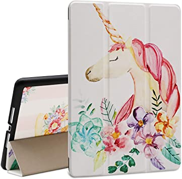 Amazon.com: Unicorn iPad 9.7 coque