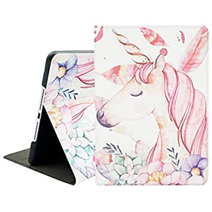 Awin coque iPad Mini 4 Rainbow Unicorn