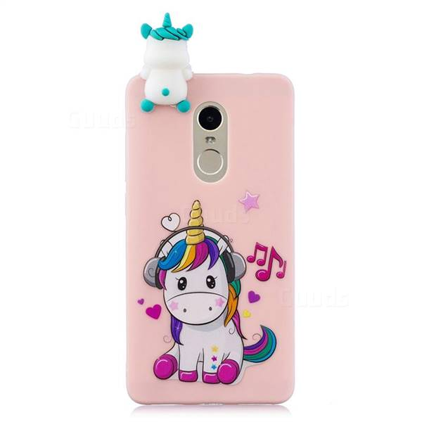 Big Unicorn coque For Redmi Note 4