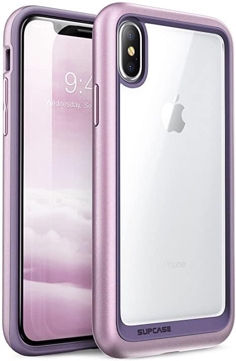 Clear Unicorn Iphone X coque