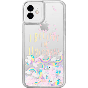 Cute Unicorn coque For iPhone 11 Samsung