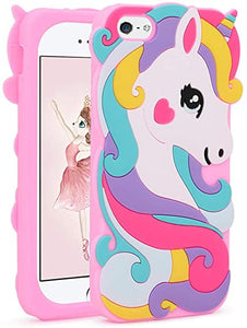 Cute Unicorn coque sFor coqueage iPhone