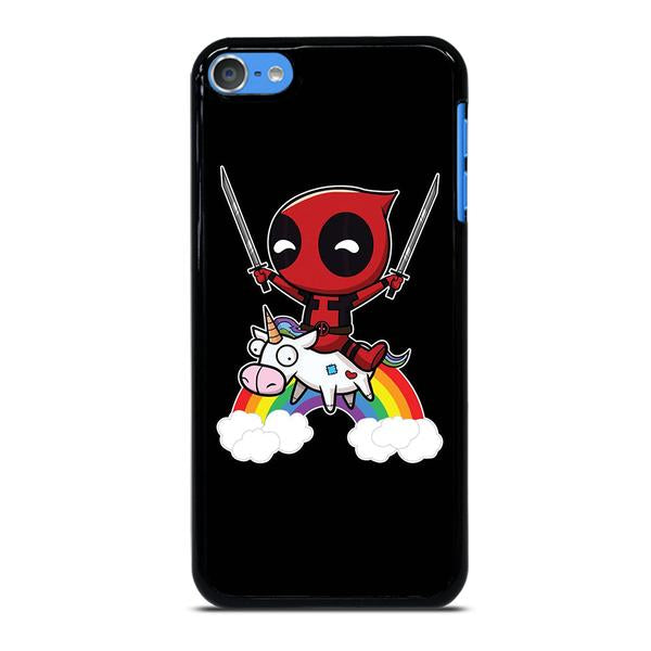 DEADPOOL UNICORN CUTE iPod Touch 7 coque
